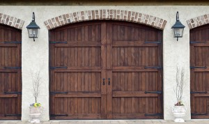 Garage and home exterior remodeling.